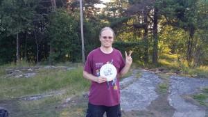 Thomas Lundquist, vinner av CTP